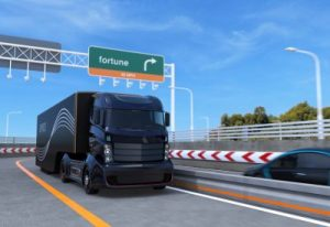 Self -Driving Trucks are too Close to the Roads!
