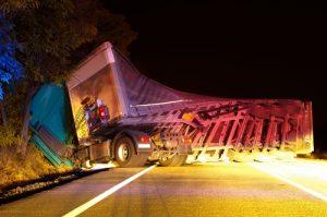 A Truck Crash Shuts Down Turnpike near Pittsburgh