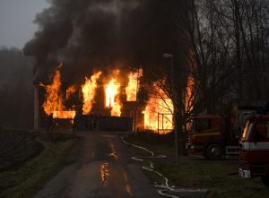 Massive Gas Line Explosion Near Pittsburgh: 25-30 Homes Were Evacuated