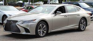 New Lexus LS is Sleeker, Safer, and A Little Bit Self-Driving