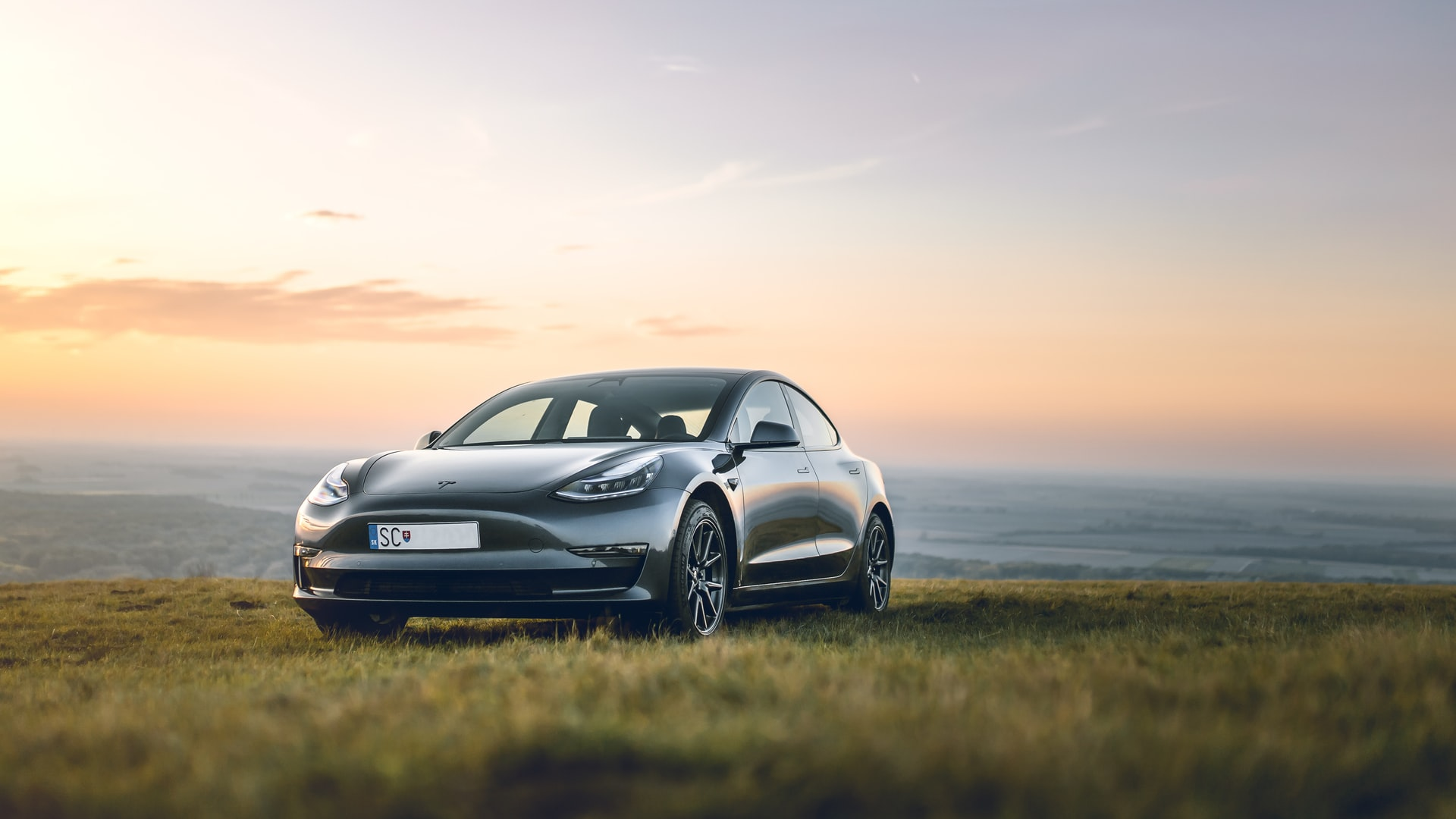 Model 3s On A Spree! Tesla Sends Love to Europe, Made In China