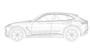 Karma and Their Electric SUV Leaked In Patent Images